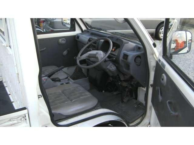 JA仕様 4WD H・L切替式5MT AC付き(12枚目)