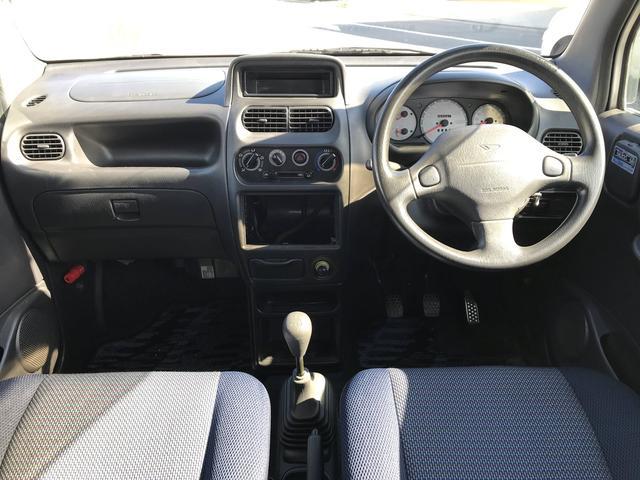 カスタムターボM4 4WD 5MT(9枚目)