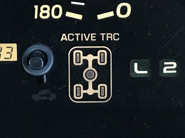 TZ アクティブトラクションコントロール アクティブTRC(2枚目)