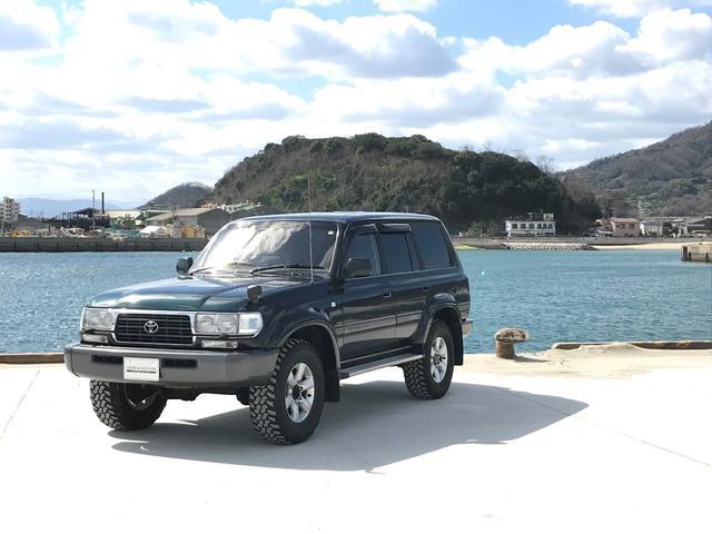 VXリミテッド80 ランクル 香川県使用車 ヒッチメンバー(9枚目)