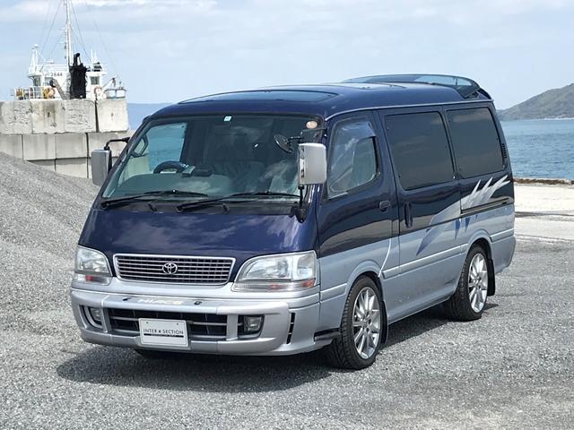 クラブフィールド KZH100G 1KZ トヨタディーゼル(11枚目)