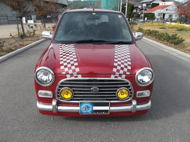 「ダイハツ」「ミラジーノ」「軽自動車」「愛媛県」の中古車3