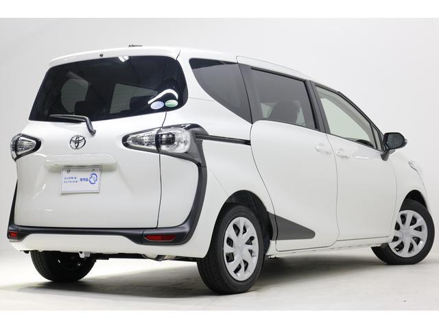 トヨタ シエンタ G 登録済未使用車 両側電動ドア プッシュスタート