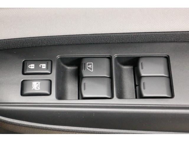 日産 ノート X 登録済未使用車 プッシュスタート スマートキー