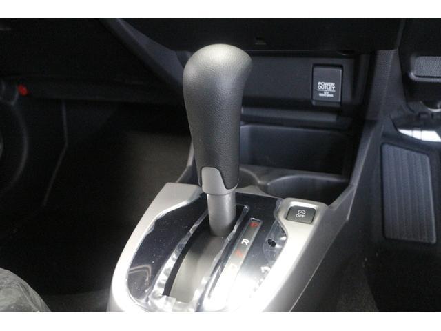 ホンダ フィット 13G・F 新型 登録済未使用車 プッシュスタート