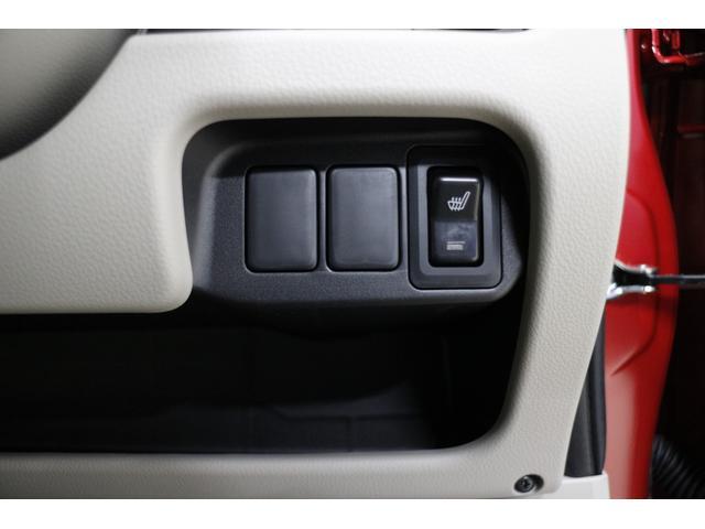 三菱 eKワゴン E届出済未使用車 キーレス シートヒーター 車内オシャレ