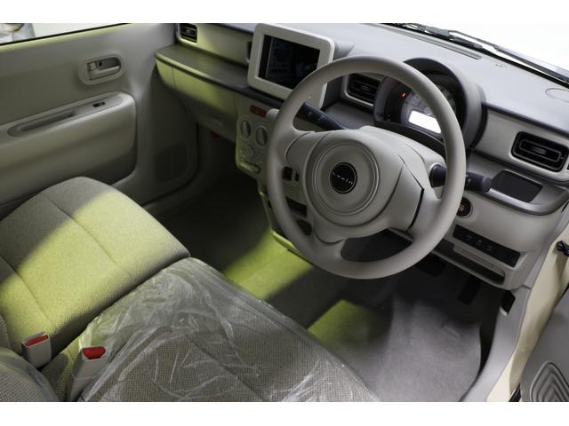 スズキ アルトラパン L 登録済未使用車 自動ブレーキ Pスタート かわいい内装