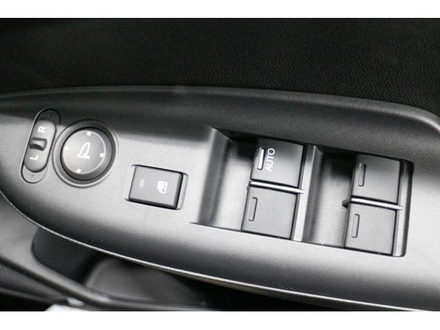 ホンダ フィットハイブリッド 登録済未使用車 オートエアコン Pスタート