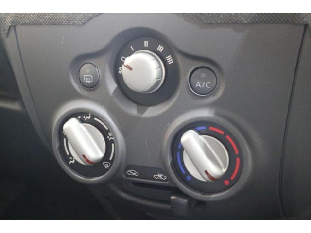 日産 ノート X 登録済未使用車 Pスタート オートライト