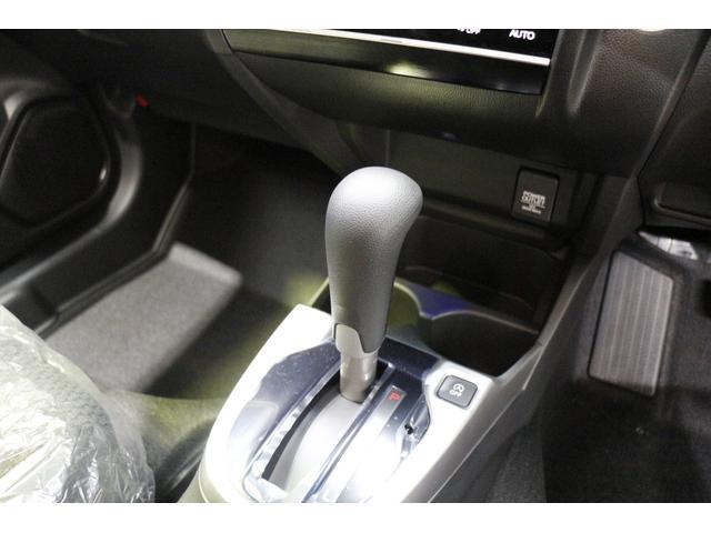 ホンダ フィット 13G・L ホンダセンシング 登録済未使用車 クルコン