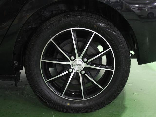 トヨタ アクア S キーレスエントリー 社外アルミ ABS