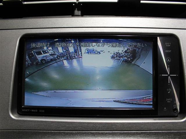 トヨタ プリウス S ETC スマートキ- バックカメラ メモリーナビ