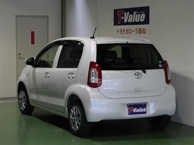 トヨタ パッソ X Lパッケージ スマートキ- アイドリングストップ