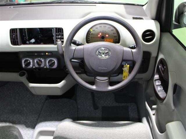 トヨタ パッソ X キーレスエントリー デュアルエアバッグ ABS