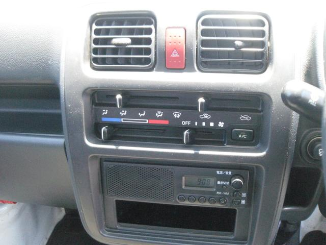 スズキ キャリイトラック 4WD エアコン パワステ