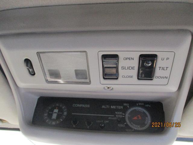 リフトアップ サンルーフ ホワイトレーター フルセグナビ Bluetooth バックモニター ETC(30枚目)