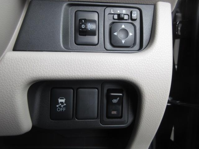 E/キーレスエントリー 運転席シートヒーター 電動格納ミラー(10枚目)