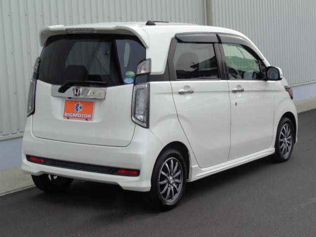 「ホンダ」「N-WGNカスタム」「コンパクトカー」「徳島県」の中古車3
