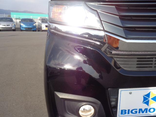 G・ターボパッケージ 社外 メモリーナビ/シート ハーフレザー/ヘッドランプ LED/EBD付ABS/横滑り防止装置/アイドリングストップ/TV/エアバッグ 運転席/エアバッグ 助手席/アルミホイール/パワーウインドウ(18枚目)