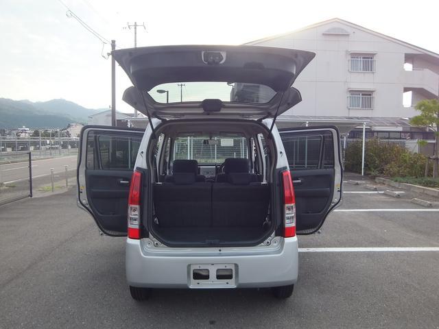 スズキ ワゴンR FX キーレス ABS CD 新品タイヤ 盗難防止システム付