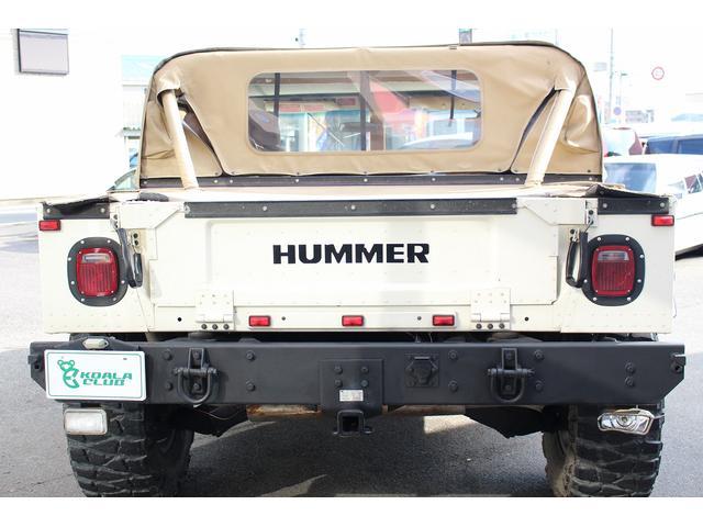 「ハマー」「ハマー H1」「SUV・クロカン」「徳島県」の中古車3
