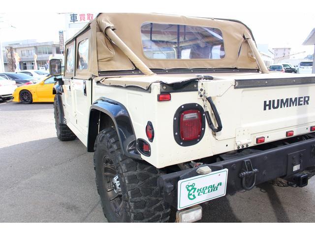 「ハマー」「ハマー H1」「SUV・クロカン」「徳島県」の中古車8