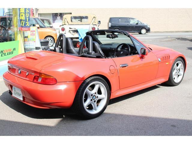 BMW BMW Z3ロードスター 2.0 ロードスター ルーフオープン 本革シート