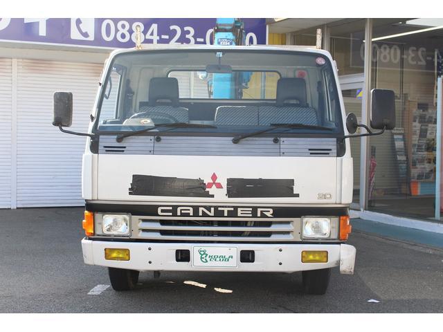 「その他」「キャンター」「トラック」「徳島県」の中古車2