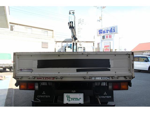 「その他」「キャンター」「トラック」「徳島県」の中古車3