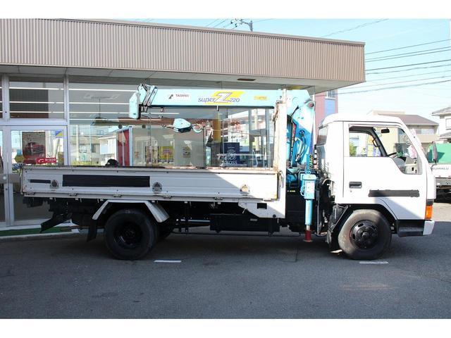 「その他」「キャンター」「トラック」「徳島県」の中古車4
