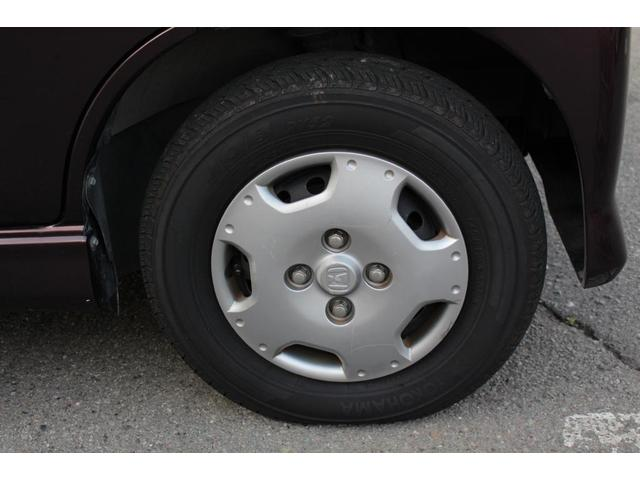 タイヤの溝も十分です!