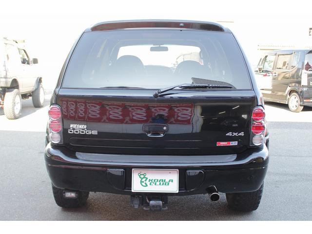 「ダッジ」「ダッジ デュランゴ」「SUV・クロカン」「徳島県」の中古車8