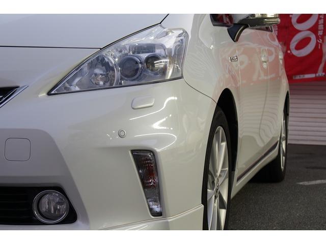 「トヨタ」「プリウスアルファ」「ミニバン・ワンボックス」「徳島県」の中古車10
