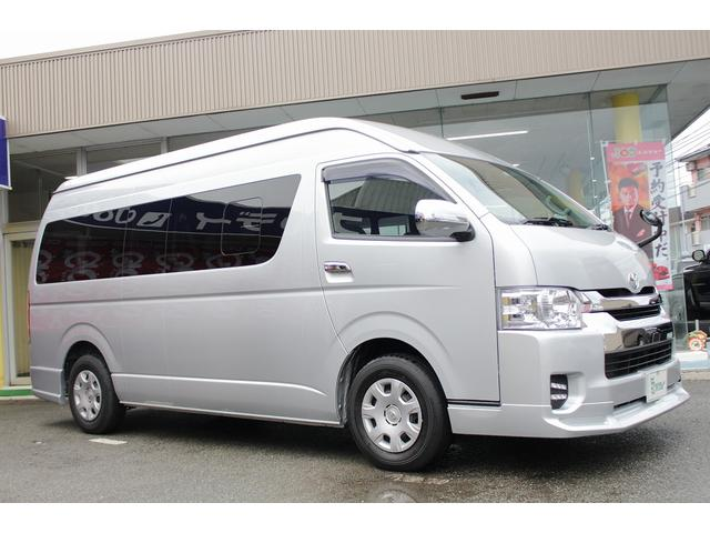 「トヨタ」「ハイエースワゴン」「ミニバン・ワンボックス」「徳島県」の中古車3