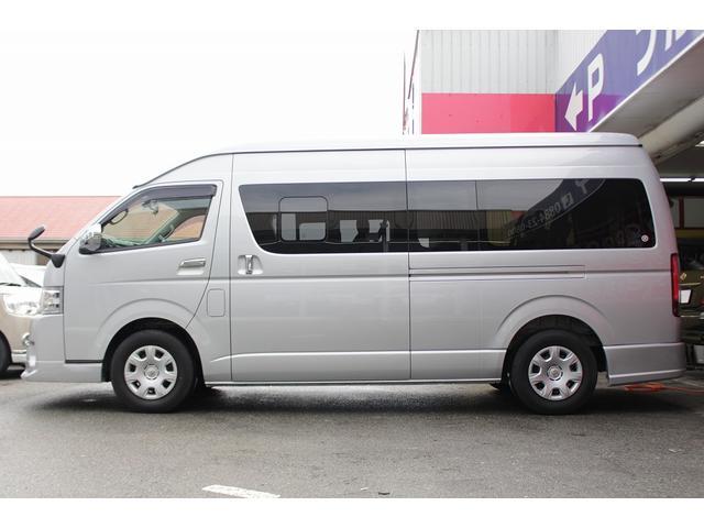 「トヨタ」「ハイエースワゴン」「ミニバン・ワンボックス」「徳島県」の中古車4