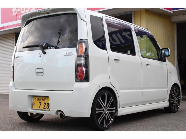 「スズキ」「ワゴンR」「コンパクトカー」「徳島県」の中古車3