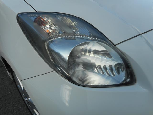 トヨタ ヴィッツ RS TRD・ALPINEナビ・スマートキー・エアロ