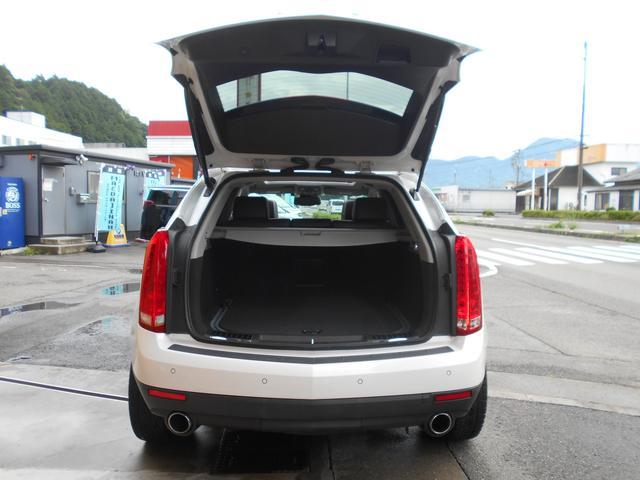 「キャデラック」「キャデラック SRXクロスオーバー」「SUV・クロカン」「愛媛県」の中古車37