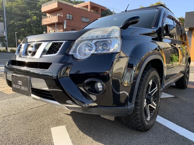 「日産」「エクストレイル」「SUV・クロカン」「愛媛県」の中古車17