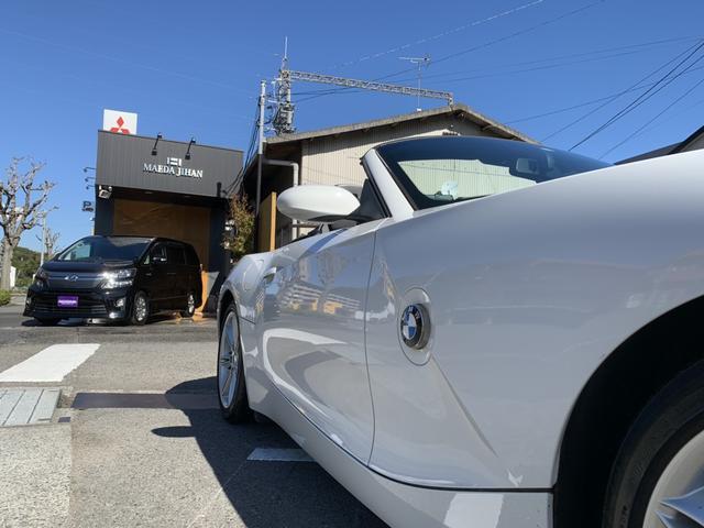 「BMW」「BMW Z4」「オープンカー」「愛媛県」の中古車9