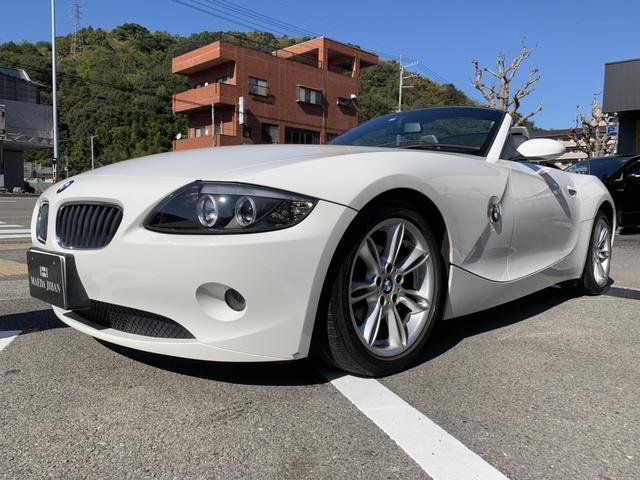 「BMW」「BMW Z4」「オープンカー」「愛媛県」の中古車17