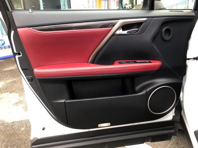 「レクサス」「RX」「SUV・クロカン」「愛媛県」の中古車37