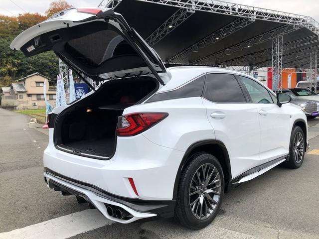 「レクサス」「RX」「SUV・クロカン」「愛媛県」の中古車46