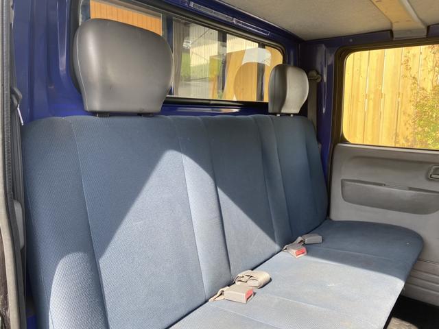 Wキャブ全低床 NEW全塗装済・NEWメッキパーツ・NEWアルミパーツ・リアエアコン(32枚目)