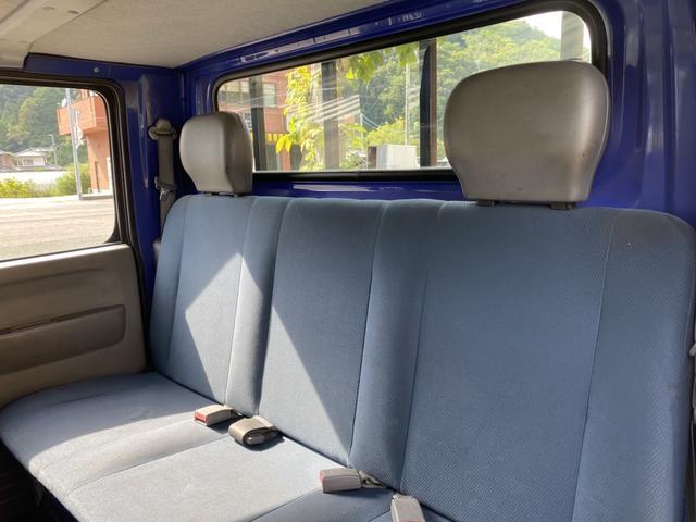 Wキャブ全低床 NEW全塗装済・NEWメッキパーツ・NEWアルミパーツ・リアエアコン(39枚目)