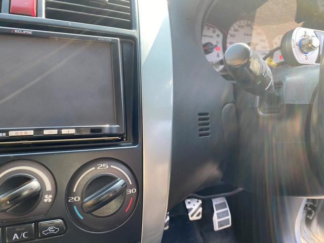 ラリーアート バージョンR 5MT・タイベル交換済・社外16AW・TEIN車高調・柿本改マフラー(21枚目)