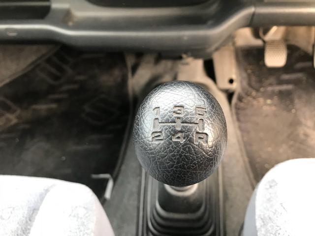 Bターボ 4WD 5速MT(20枚目)