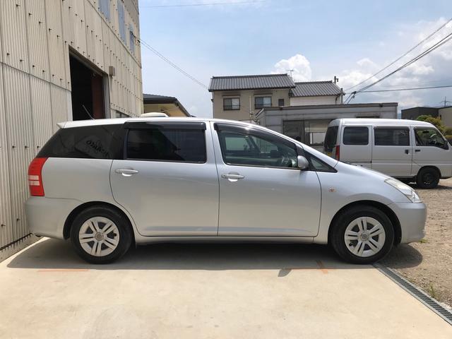 「トヨタ」「ウィッシュ」「ミニバン・ワンボックス」「香川県」の中古車4