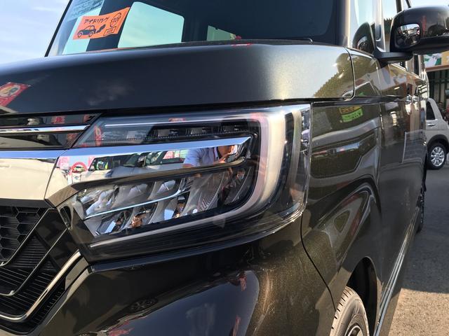ホンダ N BOXカスタム G・Lホンダセンシング 軽自動車 ETC LED