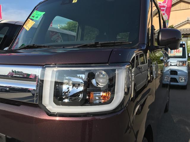 ダイハツ ウェイク GターボSAII 軽自動車 LED インパネCVT エアコン